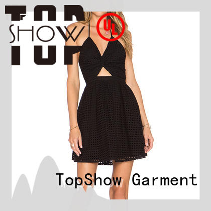 TopShow appealing black outfits for women long-term-use party wear