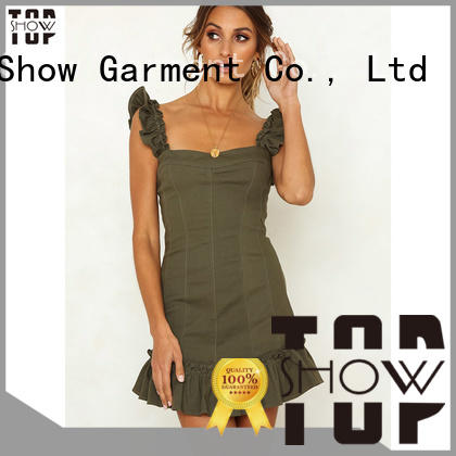 TopShow Best designer dresses online vendor for female