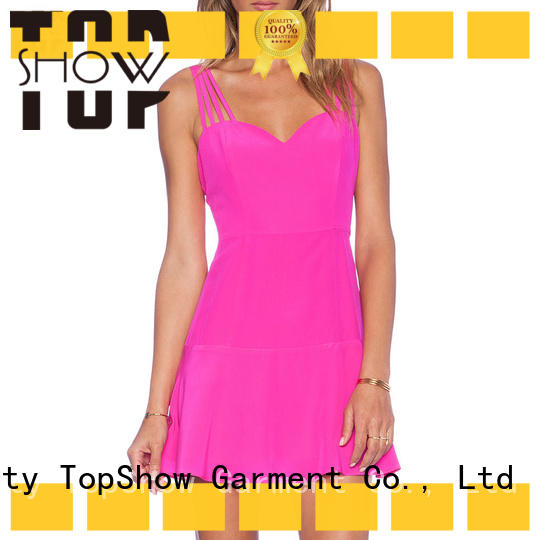 TopShow newly custom dresses factory for party