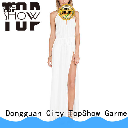 TopShow Custom simple bodycon dress for business for travel