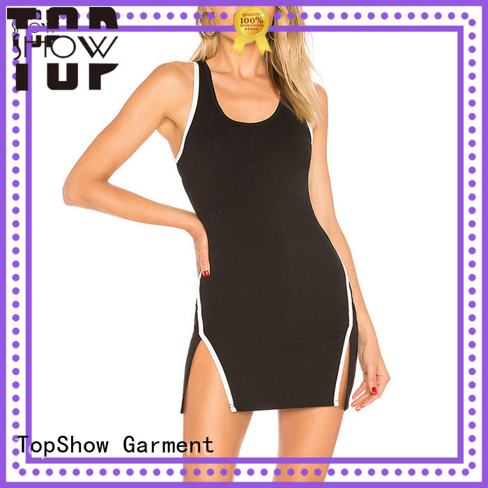 TopShow attractive womens halter dress with many colors