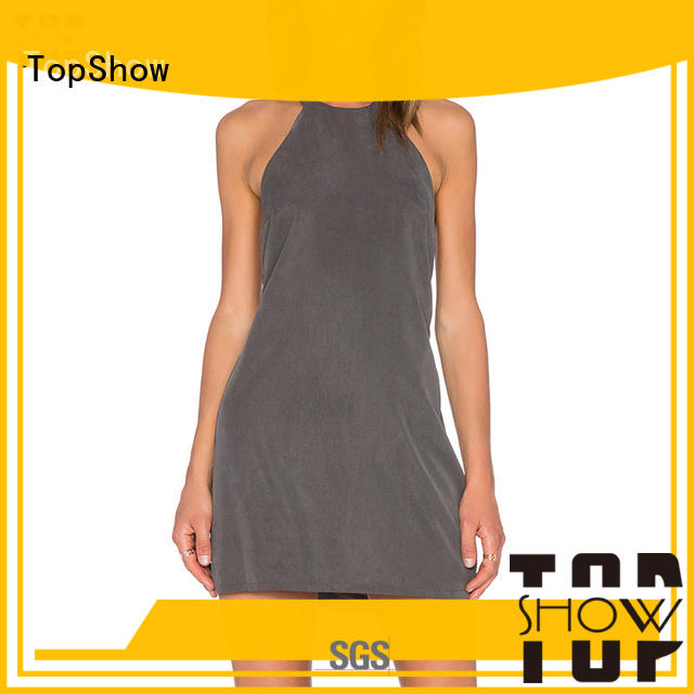 TopShow Sexy dress manufacturers front with many colors