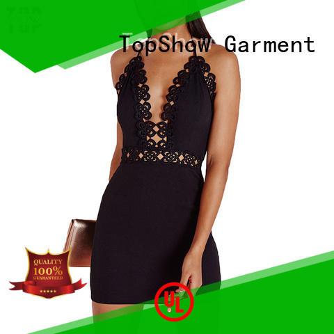 backless mini dress bust street wear TopShow