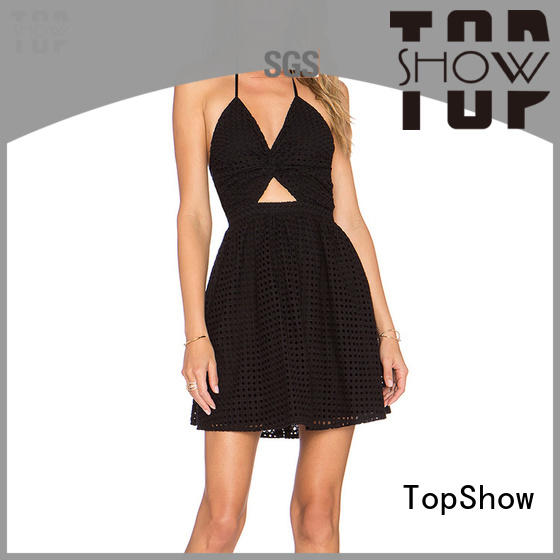 TopShow dress customization factory price factory price