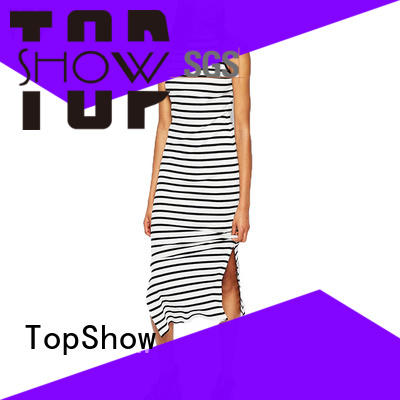 TopShow custom dresses bulk production with good price