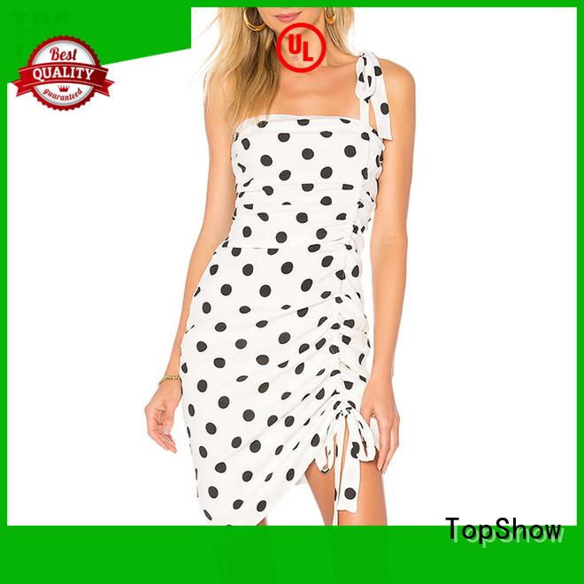 fitted mini dress print with many colors TopShow