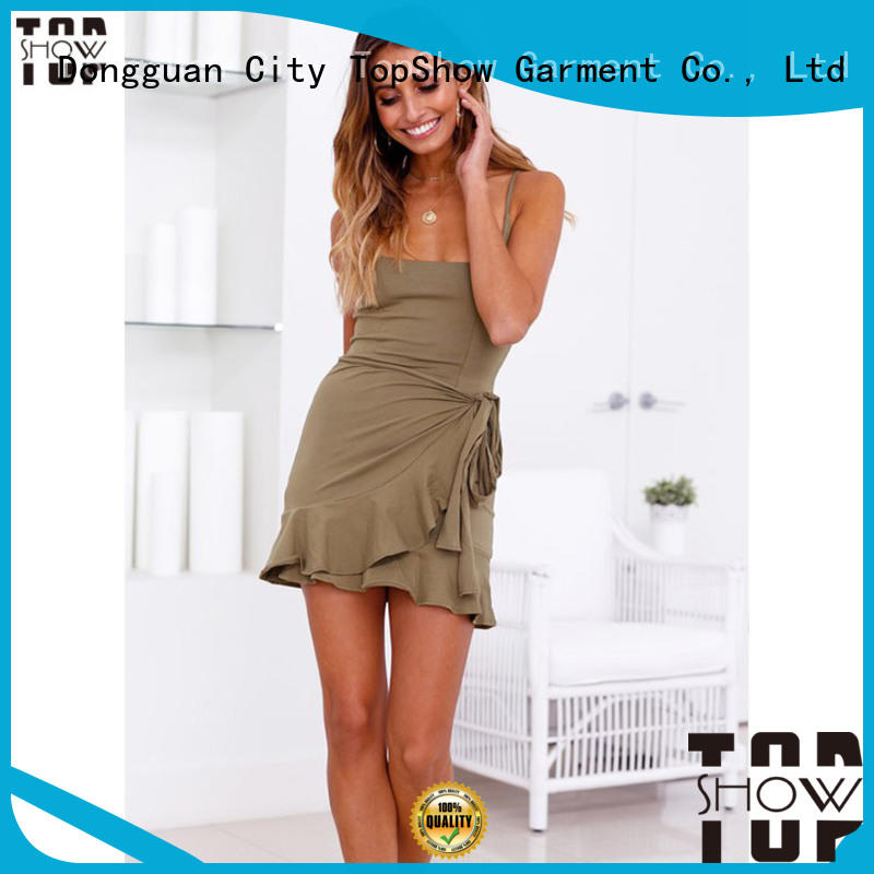 TopShow perfectly matching ladies bodycon dresses buy now from China