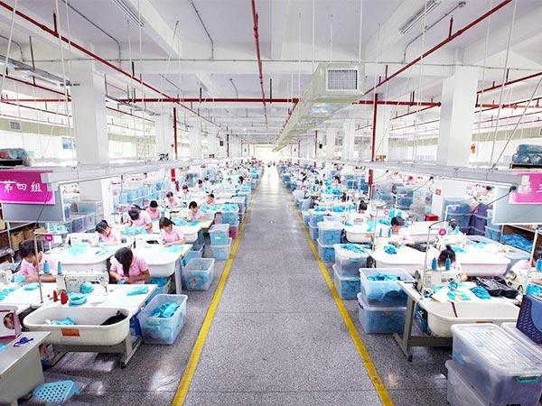 Top custom clothing factory for female