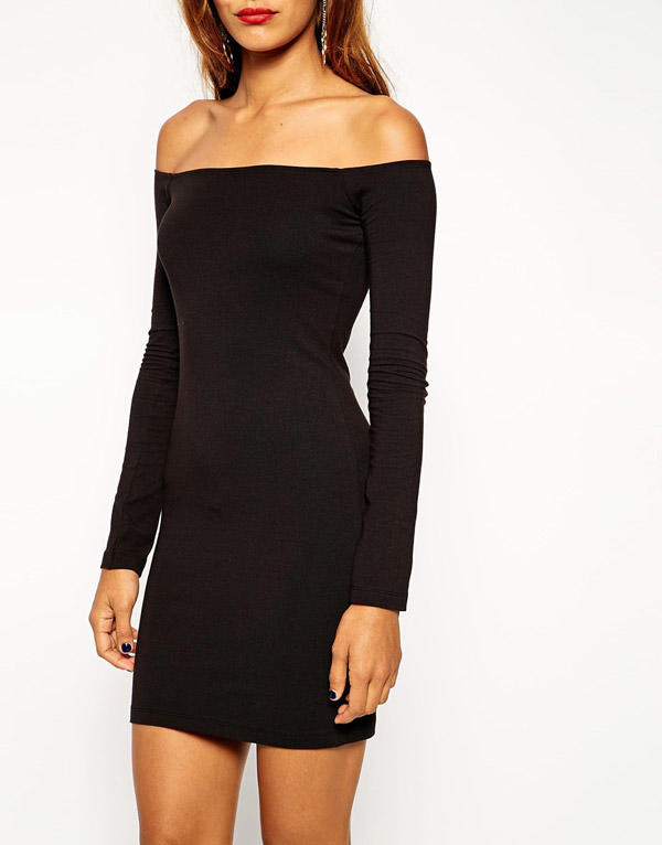 hot-sale simple bodycon dress buy now with good price