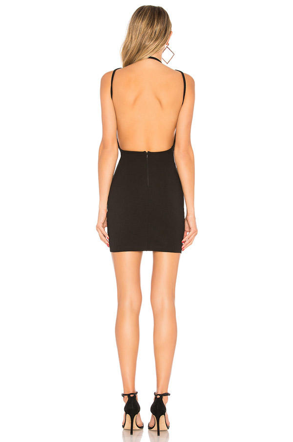 panels short strappy dress sexy for woman TopShow