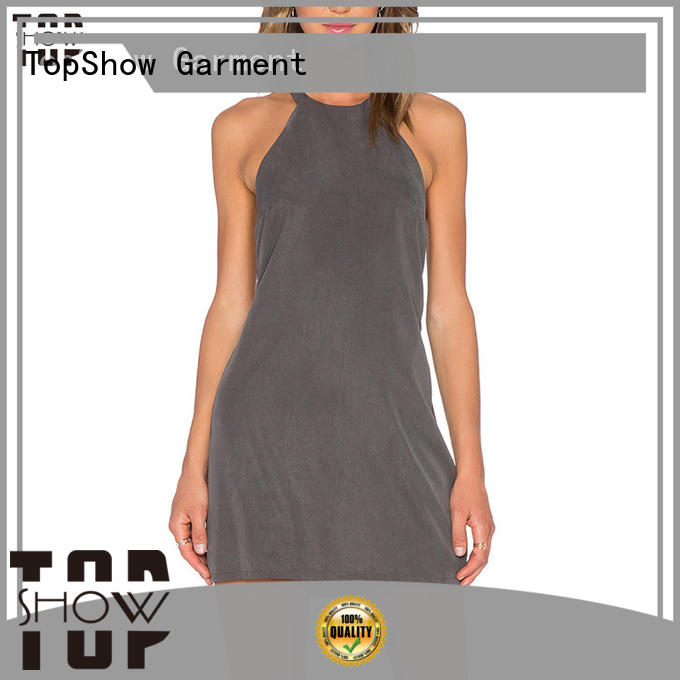 TopShow lace mini dress buy now for ladies