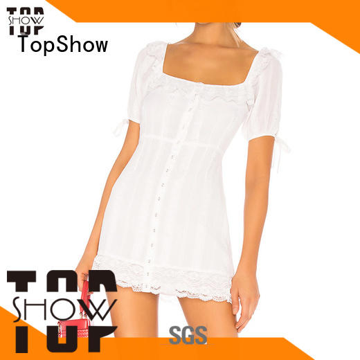 TopShow pink mini dress free quote with many colors