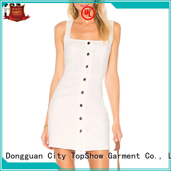 TopShow splendid low back halter dress order now for cosmetics