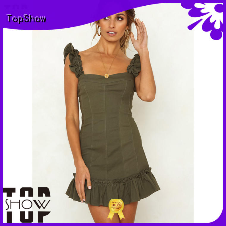 irresistible fitted mini dress from manufacturer for female