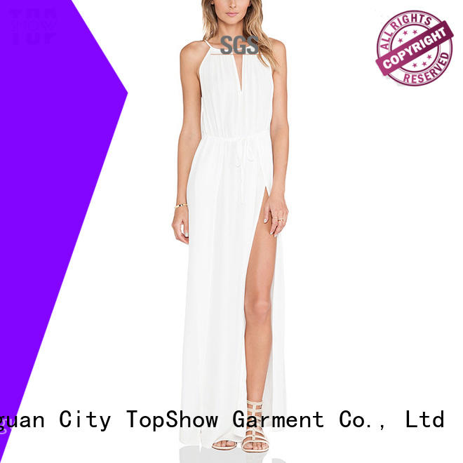 perfectly matching sexy casual dresses vendor from China TopShow