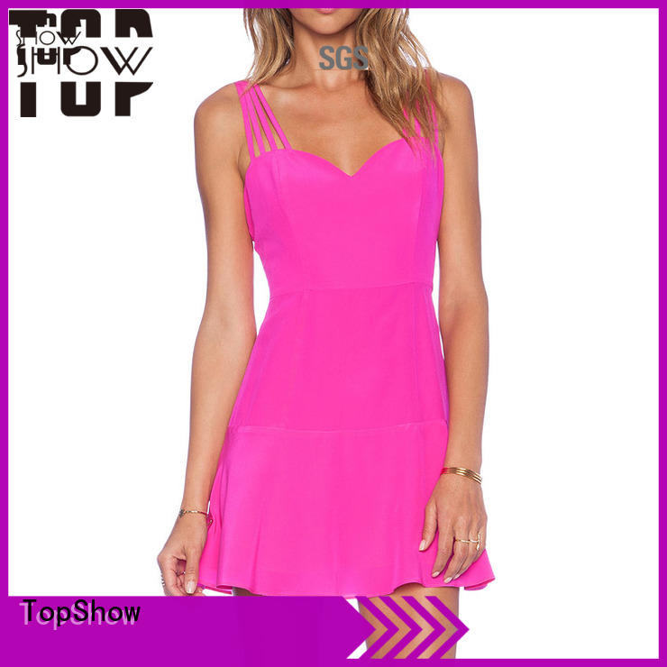 hot-sale beautiful short dresses free design for shopping