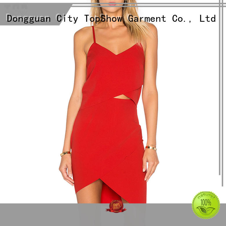 draped bodycon mini dress free quote with many colors TopShow
