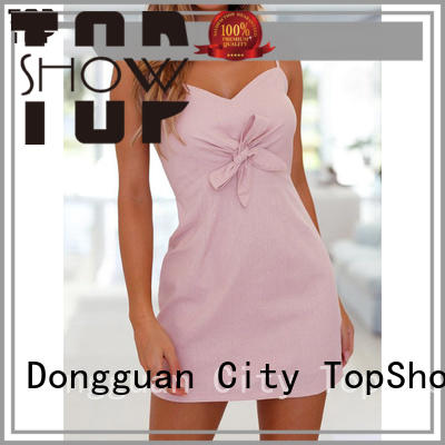 TopShow black and burgundy dress manufacturers with good price