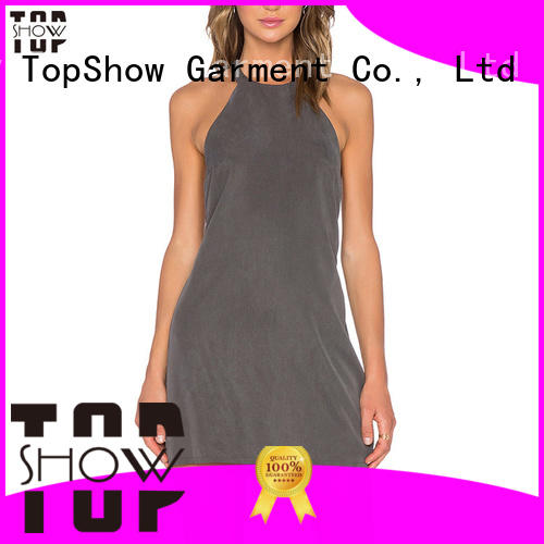 TopShow Custom lace mini dress order now for shopping
