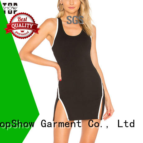 TopShow magnificent feminine dresses bodycon for business trip