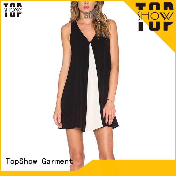 TopShow Wholesale trending bodycon mini dress check now factory price