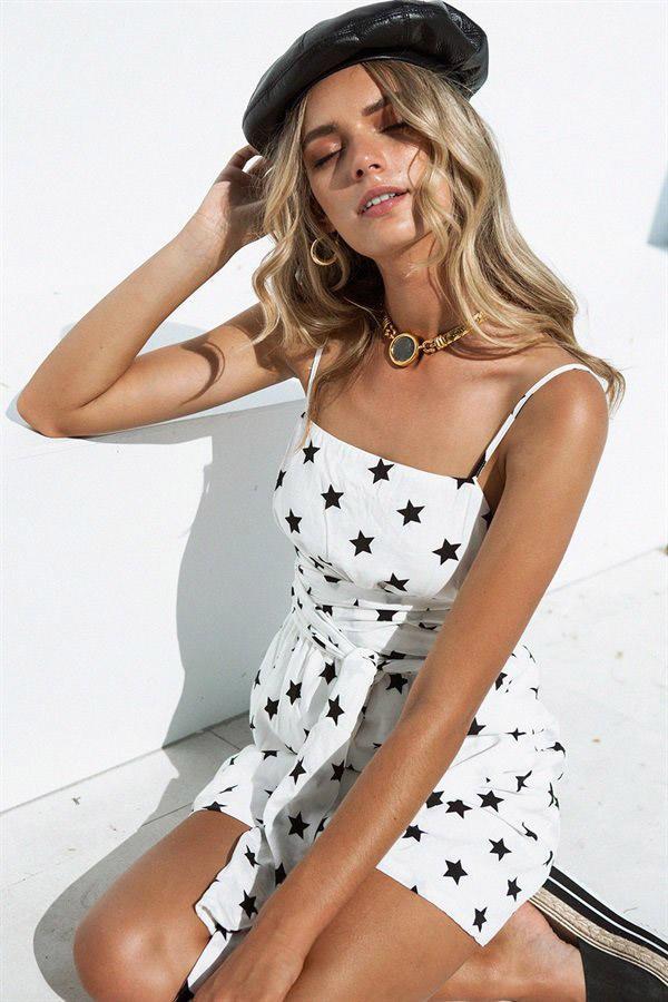 TopShow Custom lace mini dress Supply for cosmetics-2