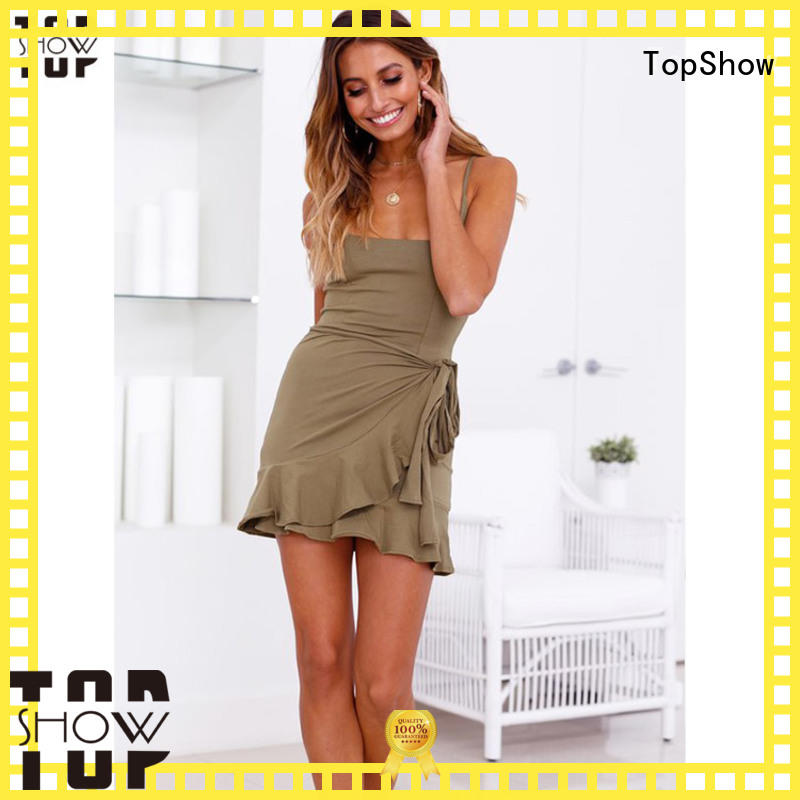 TopShow breathtaking  feminine dresses factory with good price