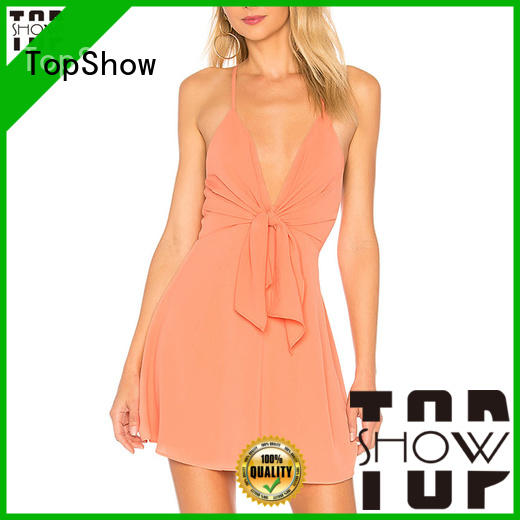 TopShow appealing long sleeve bodycon dress supplier from China