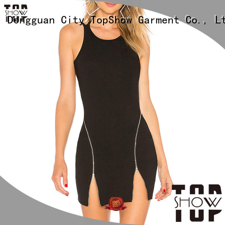 Fashion halter lace bodycon dress order now street wear TopShow