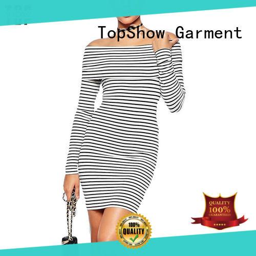 TopShow splendid open back halter dress long-term-use for female