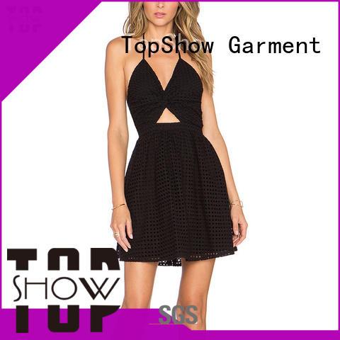 TopShow mini dress clubwear supplier for travel