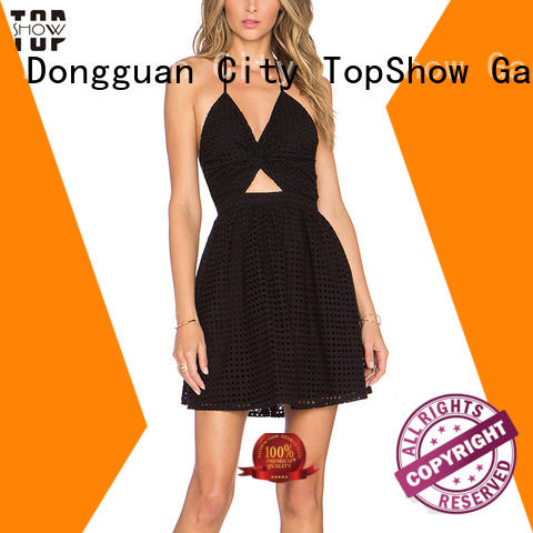 TopShow special summer bodycon midi dress vendor for business trip