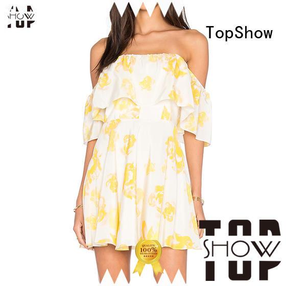 TopShow elegant evening dresses factory price for ladies