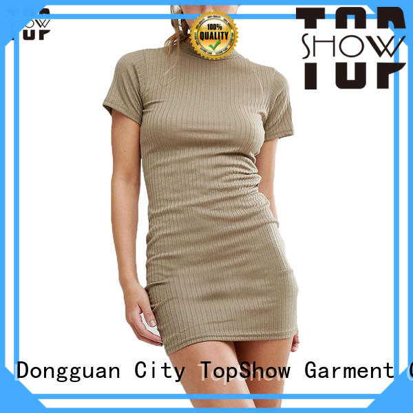 TopShow simple bodycon dress order now daily wear