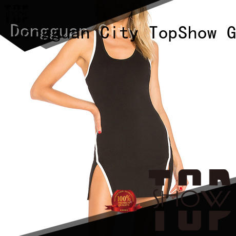 TopShow fitted mini dress from manufacturer for party