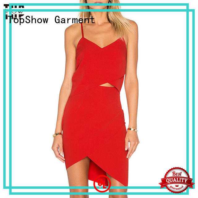 plain dress customization buy now for business trip TopShow