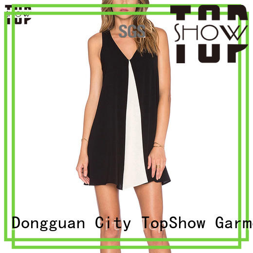 TopShow ruched lace mini dress factory price for shopping