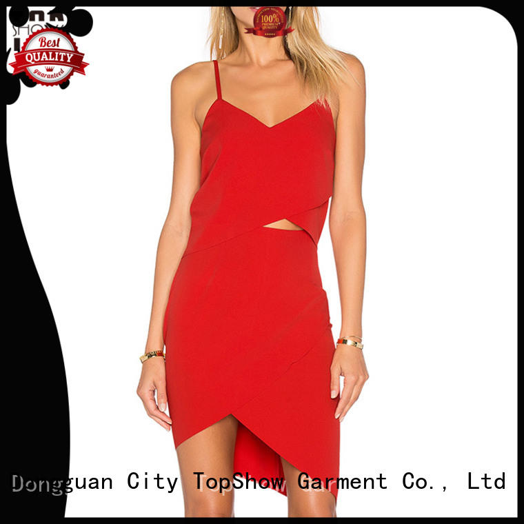 ruched wholesale custom clothing buy now factory price TopShow