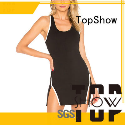 TopShow spring bodycon dresses manufacturer party wear