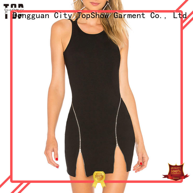 products open back halter dress with good price TopShow