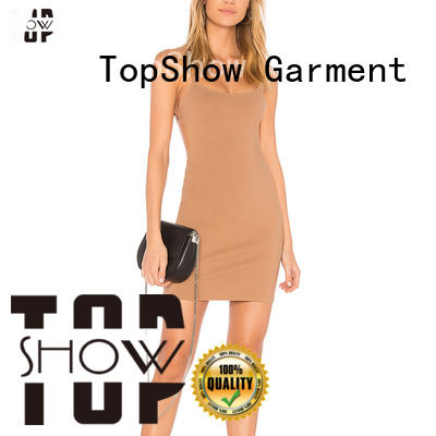 TopShow ladies sexy dress
