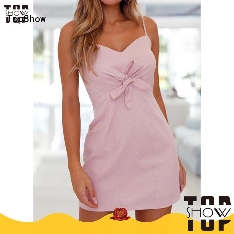 TopShow mini dress clubwear buy now daily wear