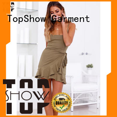 shoulder beautiful short dresses supply daily wear TopShow