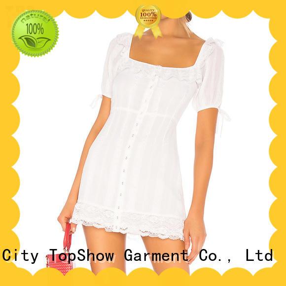 custom womens dresses supplier for ladies