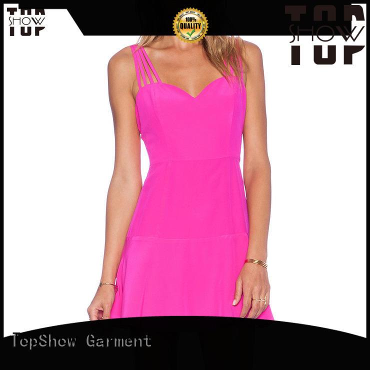 TopShow mini dress clubwear manufacturers party wear