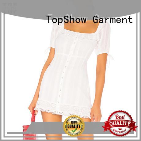 TopShow breathtaking  simple bodycon dress button street wear