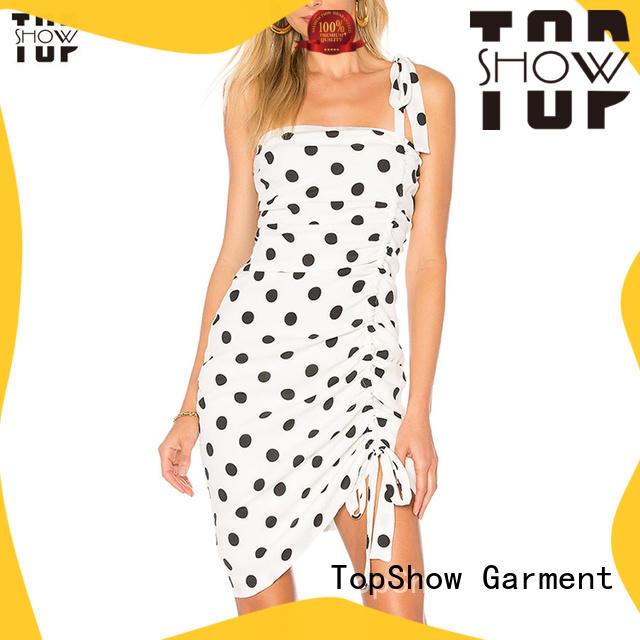 basic bodycon dress tshirt for ladies TopShow