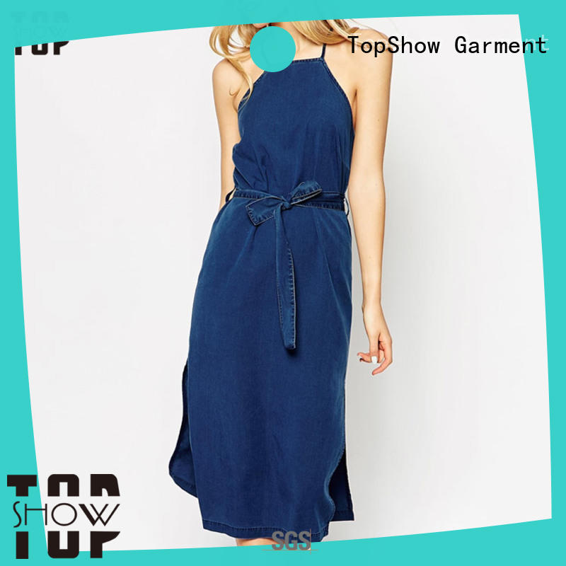 TopShow Sexy designer dresses online factory for ladies