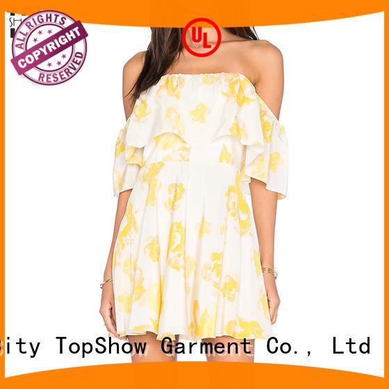 tshirt wholesale custom clothing bulk production with good price TopShow