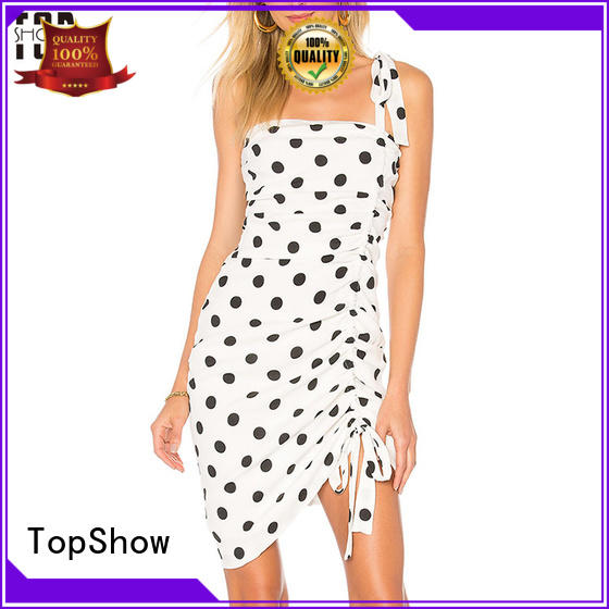 simple bodycon dress side for cosmetics TopShow